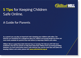 A parent's guide to keeping children safe online